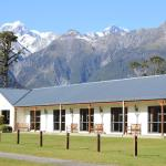 Mt Cook View Motel, Fox Glacier