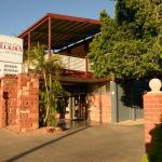 Elkira Court Motel,  Alice Springs
