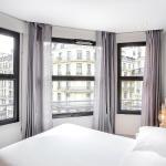 Saint Lazare Terrasse 3, Paris