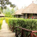 Dovenest Lodge, Naivasha