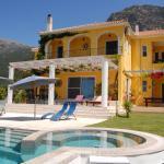 Villa Kitrini, Kyparissia