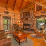 Time for Two- Two-Bedroom Cabin,  Gatlinburg