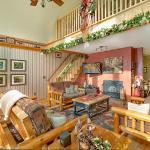 Bear Ridge- Three-Bedroom Cabin, Pigeon Forge