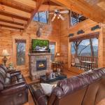 Romantic Views- One-Bedroom Cabin, Park Settlement