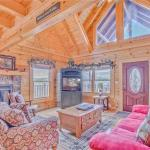 Serenity Peak- Three-Bedroom Cabin,  Waldens Creek