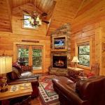 Lucky Enough- Two-Bedroom Cabin,  Waldens Creek