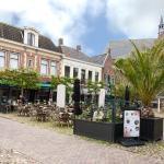 Hotel de Gulden Leeuw, Workum