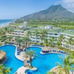 Sunsol Isla Caribe, El Agua