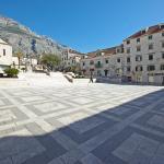 Apartment City Square, Makarska