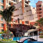 Seven Seas Pattaya by Siam Luxury,  Jomtien Beach