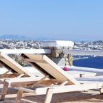 La Maison Blanche, Agios Stefanos