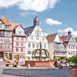 Ferienwohnung Marstall - Schloss Butzbach,  Butzbach
