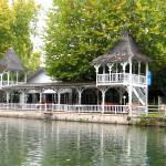 Pavillon Bleu,  Olivet