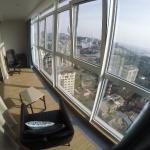 Sea View Apartment on the 24 Floor, Sochi