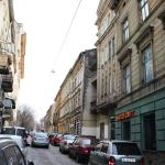 Apartment on Havryshkevycha Street,  Lviv