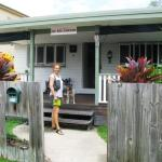 The Red Sparrow,  Cairns