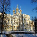 Apartment Near the Catherine Palace, Pushkin