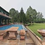 Corbett Riverside Resort, Garjia