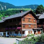 Haldenhof, Au im Bregenzerwald