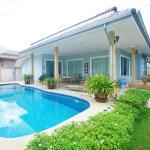 Blue Sky pool villa, Hua Hin