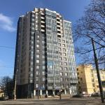 Apartment on Lesnoy Prospekt 67,  Saint Petersburg