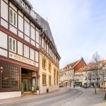 Novum Hotel Brusttuch,  Goslar