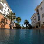 Ferienwohnung mit Pool - Meia Praia, Lagos