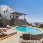 Villa Tiffany, Platis Yialos Mykonos