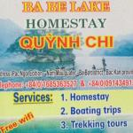 Ba Be Lake Homestay - Quynh Chi, Ba Be18