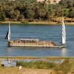 Dahabeya Queen Farida Sailing Boat - Esna/Aswan 5 Nights,  Luxor