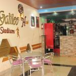Galileo Hotel Stadium,  Huye