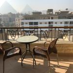 Sandra's Place, Cairo