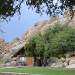 Gondwana Canyon Lodge, Kanebis