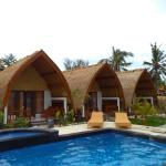G Two Cottages, Gili Air