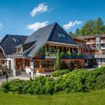 Landidyll Hotel Albtalblick Ihr Wellness- & Wanderhotel, Häusern