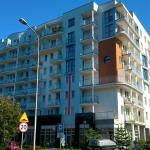 Apartamenty 225, 250, 231 w hotelu DIVA w Kołobrzegu,  Kołobrzeg