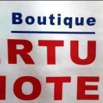 Butik Ertur Hotel, Doğubayazıt