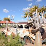 Gondwana Canyon Roadhouse,  Stamprivier