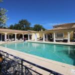 Villa entre Aix et Luberon, Rognes