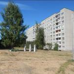 Apartment on Čarviakova, Minsk
