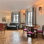 Apartment Orient - 2 adults, Paris