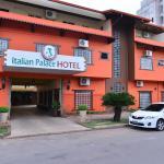 Italian Palace Hotel,  Sinop