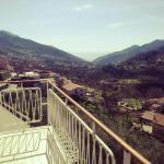 Casa vista mare dalle colline,  Tramonti