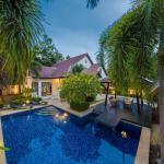All Villas Pattaya, Jomtien Beach