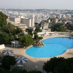 Hotel El-Aurassi, Alger