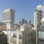 Duplex Penthouse Hovevei Tsiyon, Tel Aviv