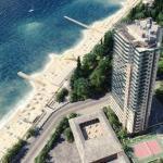 Apartment Chernomorskaya 10 Lux, Sochi