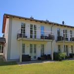 Villa Windfluchter Whg.04 mit Balkon und Meerblick, Thiessow