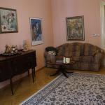 Chodska Apartment, Prague