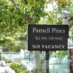 Parnell Pines Hotel, Auckland